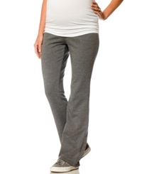 Motherhood Maternity Under Belly Bootcut Yoga Pants