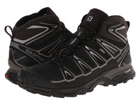Salomon X Ultra Mid 2 Gtx Black Black Aluminium Men's Shoes