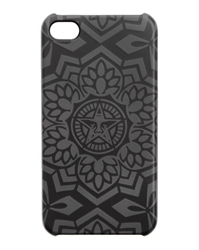 Etui Iphone 4 Noir Pattern X Obey Incase