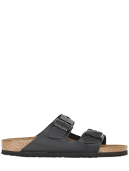 Birkenstock Arizona Studded Leather Sandals Black