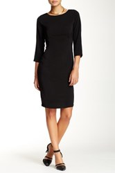 Blvd Bodycon Dress Black
