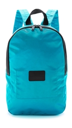 Marc By Marc Jacobs Shiny Twill Packable Backpack Vivid Blue