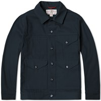 Filson Short Cruiser Jacket Blue