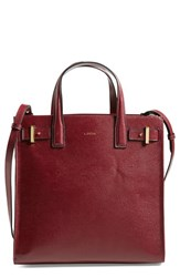 Lodis 'Stephanie Collection Scarlet' Crossbody Tote