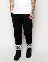Jaded London Sweatpants Black