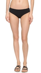 Marc By Marc Jacobs Lexi Cheeky Bikini Bottoms Black