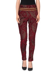 Coast Weber And Ahaus Casual Pants Maroon