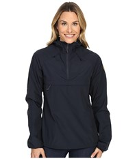 Fjall Raven High Coast Wind Anorak Navy Women's Coat