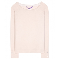 Dear Cashmere Cashmere Sweater Whisper Skin