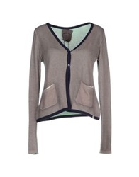 Szen Cardigans Dove Grey