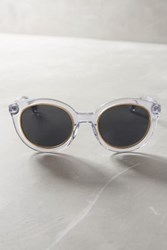 Anthropologie Tavi Sunglasses Clear