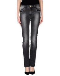 Jeans Les Copains Denim Pants Steel Grey