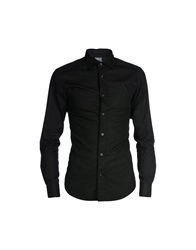 Zegna Sport Shirts Black