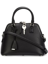 Maison Martin Margiela Small 'Defile' Tote Black