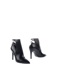 Gaia Ankle Boots Black