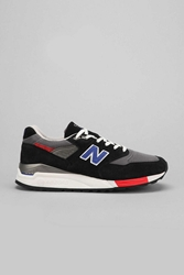 New Balance Made In Usa 998 Sneaker Black