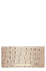 Brahmin Women's 'Ady' Croc Embossed Continental Wallet