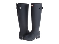 Hunter Original Back Adjustable Navy Women's Rain Boots