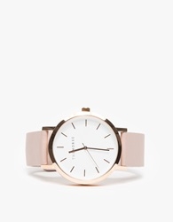 The Horse Rose Gold Blush Band Watch Rose Gold Blush