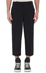 Alexander Wang Men's Crop Trousers Black