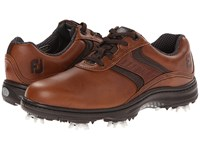 Footjoy Contour Series Dark Brown Men's Golf Shoes
