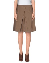 Agnona Skirts Knee Length Skirts Women