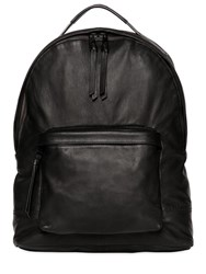 Allsaints Toguri Nappa Leather Backpack