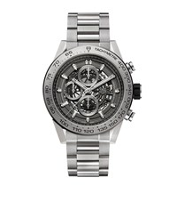 Tag Heuer Carrera Calibre 01 Skeleton Watch Unisex Grey
