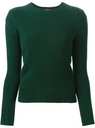 Polo Ralph Lauren Crew Neck Sweater Green