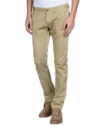 Cesare Paciotti 4Us Trousers Casual Trousers Men Beige