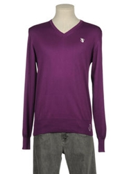 Williams Wilson V Necks Light Purple