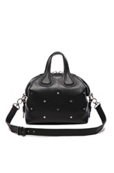 Givenchy Small Metal Cross Nightingale In Black