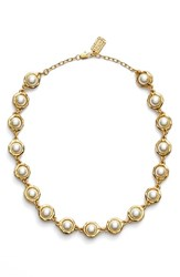 Women's Karine Sultan Faux Pearl Collar Necklace