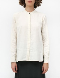 Creatures Of Comfort Frankie Top Solid Flannels Ivory