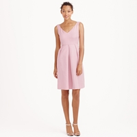 J.Crew Petite Kami Dress In Classic Faille