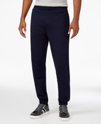 Sean John Men's Forward Seam Jogger Pants Navy