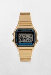 Forever 21 Digital Watch Gold