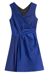 Marc By Marc Jacobs Dress With Gathered Detail Purple