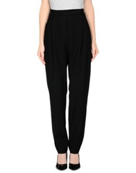 Lanvin Casual Pants Black