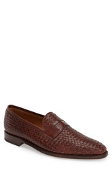 Sendra Boots 'Saratoga' Penny Loafer Men Brown