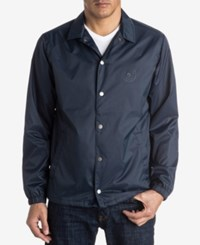 Quiksilver Men's Always Surfing Jacket Navy