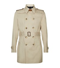 Sandro Magnetic Trench Coat Male