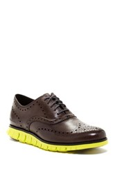 Cole Haan Zerogrand Wing Oxford Gray