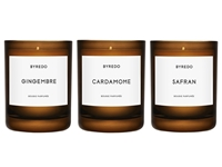 Amber Collection Collector's Ed Candles Byredo Parfums Online Store