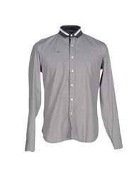 Etiqueta Negra Shirts Shirts Men Grey