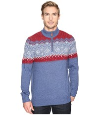 Vineyard Vines Holiday Fair Isle Sweater Moonshine Men's Sweater Gray