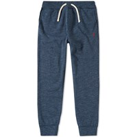 Polo Ralph Lauren Cuffed Track Pant Blue