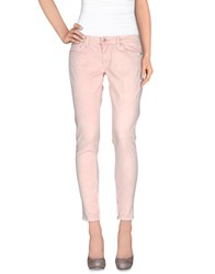 Pepe Jeans Trousers Casual Trousers Women Pink