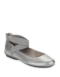 Anne Klein Itcanbe Flats Pewter