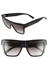 Women's Mcm 55Mm Studded Navigator Sunglasses